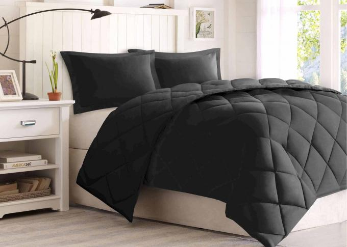 Customized Warm Hotel Collection Down Comforter Machine Quilting With Different Size