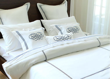 China Elegant Embroidered Modern Bedding Sets Twin / Queen / King Size 100% Cotton supplier
