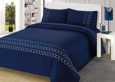 China 100% Cotton Embroidered Modern Bedding Sets 4Pcs Double Size Bedding Sets supplier