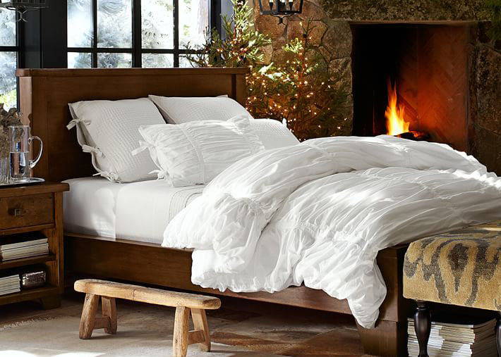 Twin Queen King Home Goods Bedding Sets Cotton Voile Hotel