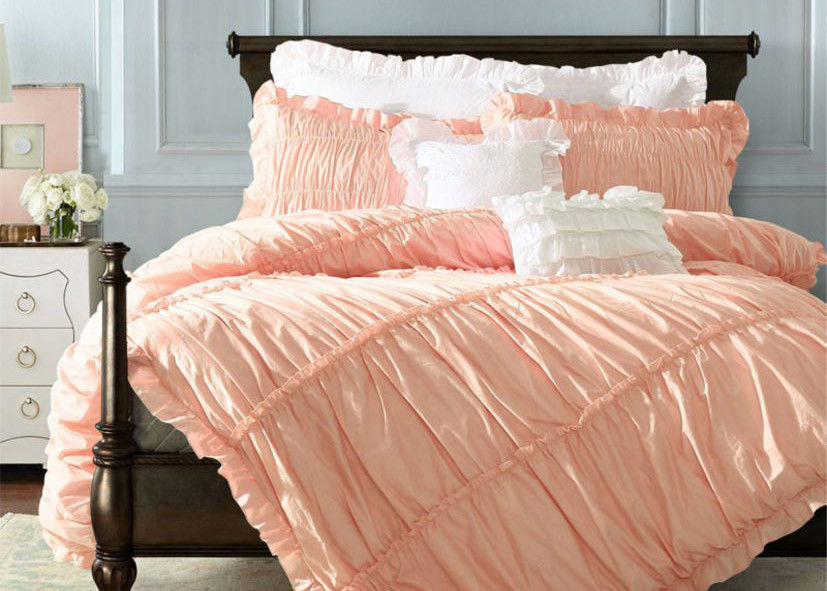 covers com queen pom cover cotton duvet dp fringe full flber amazon ac white fringed