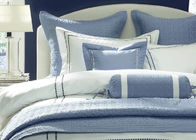 Fashion Cotton Embroidered Elegant Bedding Sets Real Simple 4Pcs OEM
