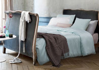 Luxury Style Plain Modern Duvet Covers And Shams Real Simple Design 100% Tencel